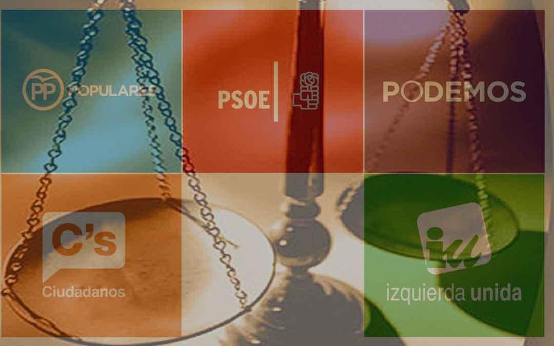 Elecciones Generales 2015 y política fiscal: Comparador de programas electorales.